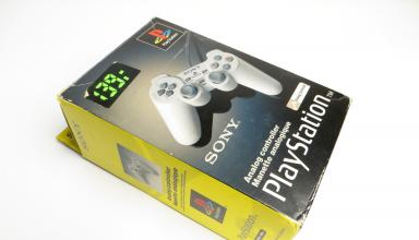dual analog baner 384x220 - [SCPH-1180] Analog Controller / Dual Analog