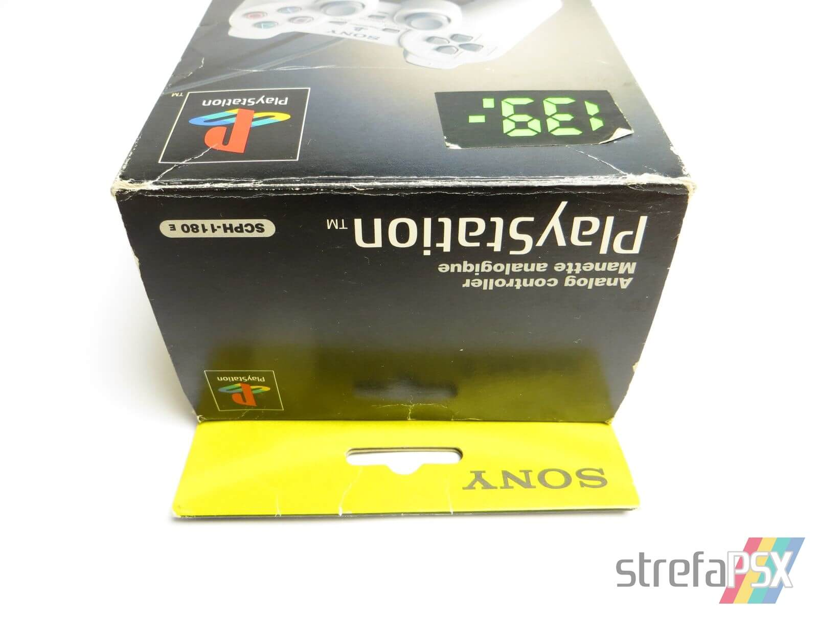 dual analog new12 - [SCPH-1180] Analog Controller / Dual Analog