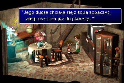 ffvii pl 2 - Rodzima dystrybucja - gry po polsku na PSX
