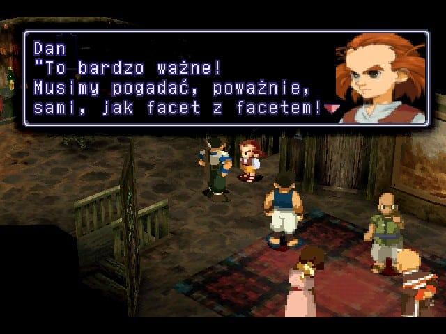 xenogears pl - Rodzima dystrybucja - gry po polsku na PSX