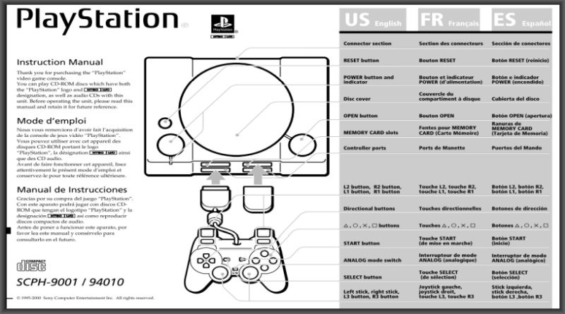 instrukcje ntsc do playstation baner - Instrukcje NTSC-U/C do PlayStation