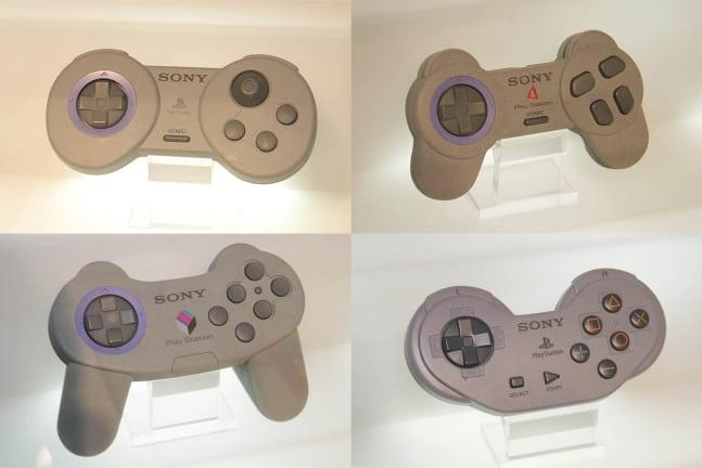 prototypowe kontrolery do psx news 647 - 20 ciekawostek o PlayStation na 20lecie marki