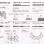 ps instrukcja dual analog 3 150x150 - [SCPH-1180] Analog Controller / Dual Analog
