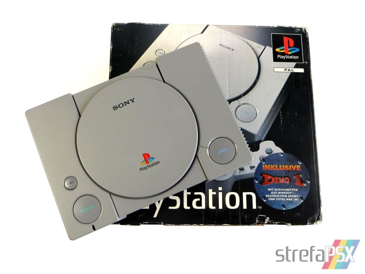 psx scph 1002 baner - Niestandardowe wydanie PlayStation SCPH-1002