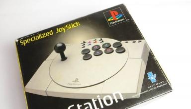 arcade stick ascii psx banner 384x220 - [SLEH-0002] Specialized JoyStick / Arcade Stick
