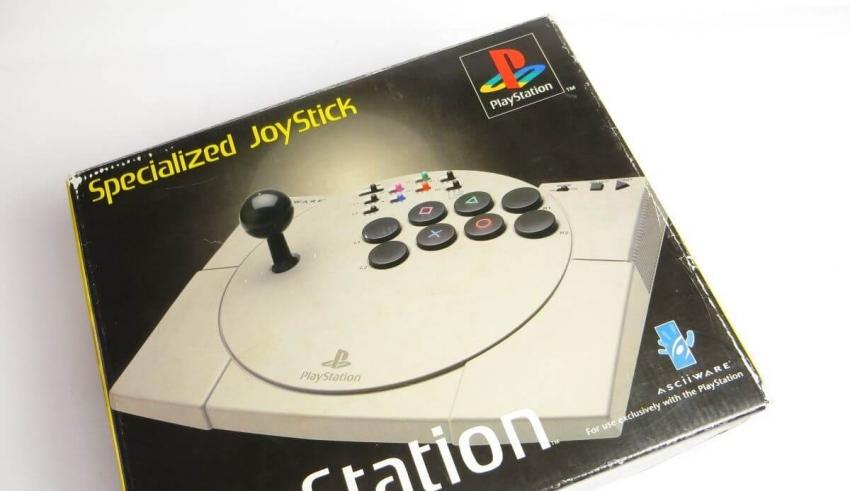 arcade stick ascii psx banner 850x491 - [SLEH-0002] Specialized JoyStick / Arcade Stick