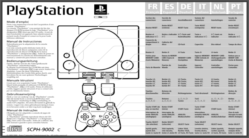 instrukcje pal do playstation baner - Instrukcje PAL do PlayStation