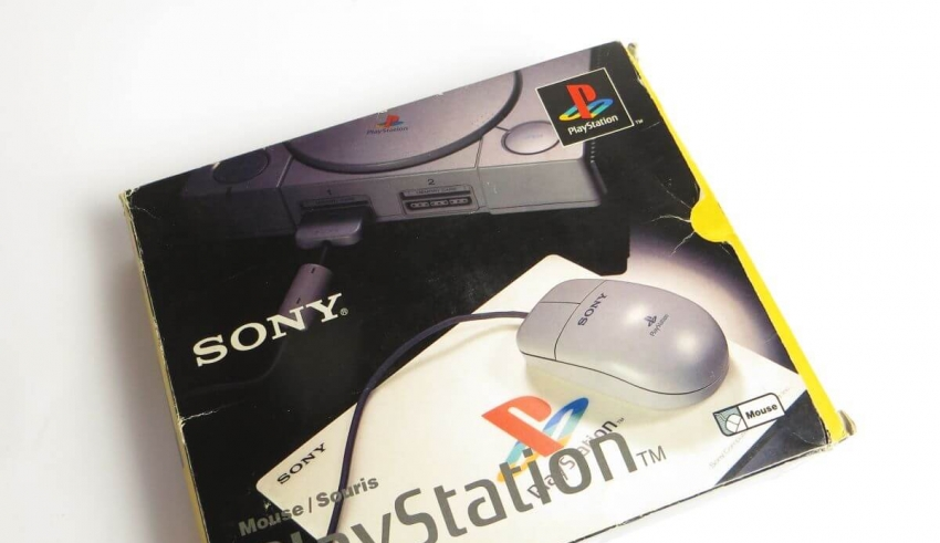 mouse psx 1 850x491 - [SCPH-1090] Mouse / Myszka