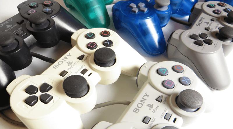 rozni producencji padow - Różni producenci padów do PlayStation