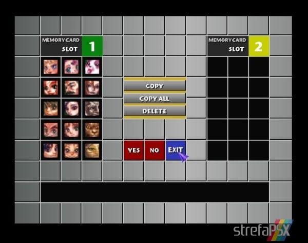 PSOne SCPH 102 4 - Bios w różnych modelach PlayStation