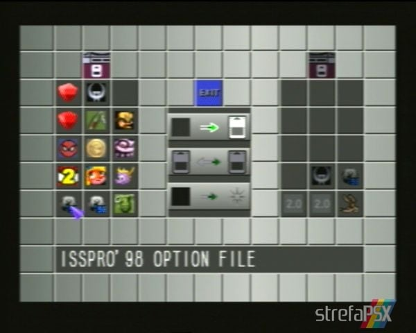 PSX SCPH 1002 5 - Bios w różnych modelach PlayStation