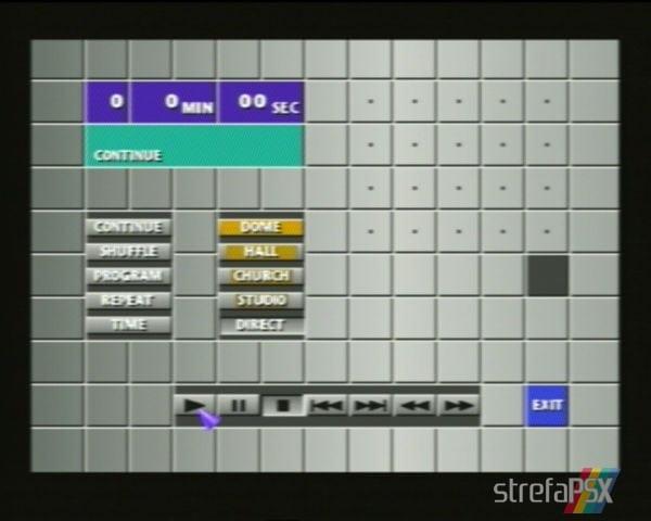 PSX SCPH 1002 7 - Bios w różnych modelach PlayStation