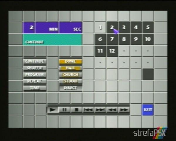 PSX SCPH 1002 8 - Bios w różnych modelach PlayStation