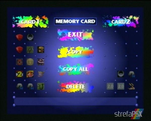 PSX SCPH 9002 2 - Bios w różnych modelach PlayStation