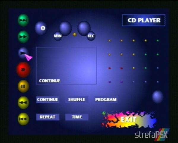 PSX SCPH 9002 5 - Bios w różnych modelach PlayStation