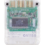 SCPH 1020C back crystal 150x150 - [SCPH-1020] Memory Card / Karta pamięci