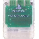 SCPH 1020C front crystal 150x150 - [SCPH-1020] Memory Card / Karta pamięci