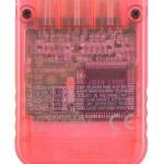 SCPH 1020RI back cherry red 150x150 - [SCPH-1020] Memory Card / Karta pamięci