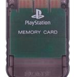 SCPH 120BI front smoke grey 150x150 - [SCPH-1020] Memory Card / Karta pamięci