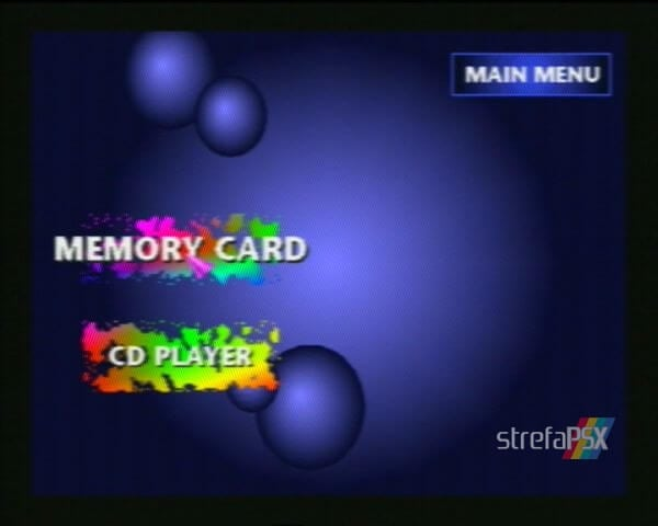 memory card playstation manager5 - [SCPH-1020] Memory Card / Karta pamięci