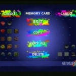 memory card playstation manager6 150x150 - [SCPH-1020] Memory Card / Karta pamięci