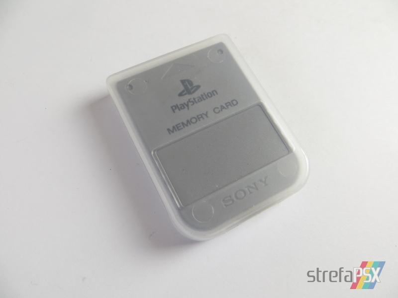 memory card scph 1200 14 - [SCPH-1020] Memory Card / Karta pamięci