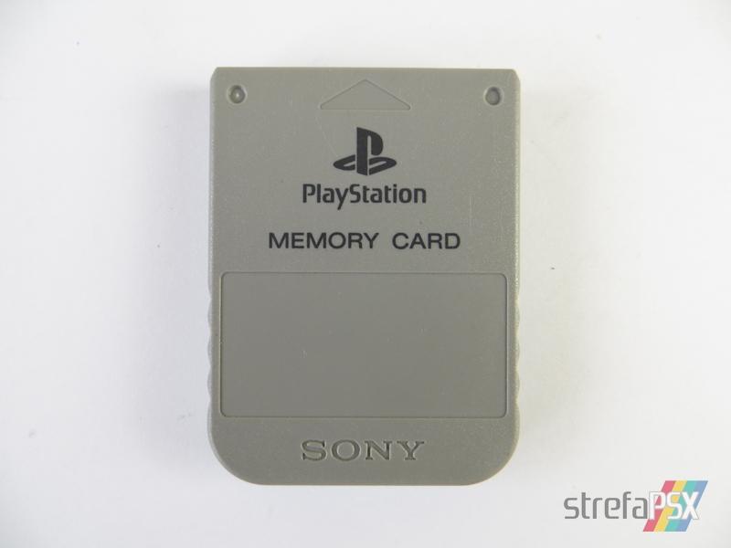 memory card scph 1200 37 - [SCPH-1020] Memory Card / Karta pamięci