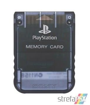 scph1020bj - [SCPH-1020] Memory Card / Karta pamięci