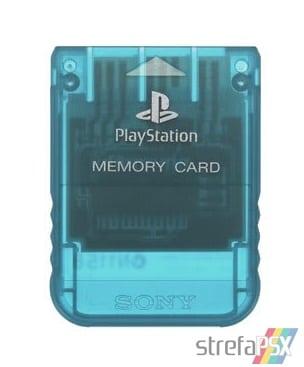scph1020gj - [SCPH-1020] Memory Card / Karta pamięci