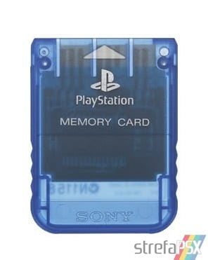 scph1020li - [SCPH-1020] Memory Card / Karta pamięci