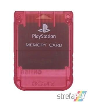 scph1020rq - [SCPH-1020] Memory Card / Karta pamięci
