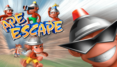 ape escape dual shock baner 384x220 - Co łączy Ape Escape i kontroler Dual Shock?