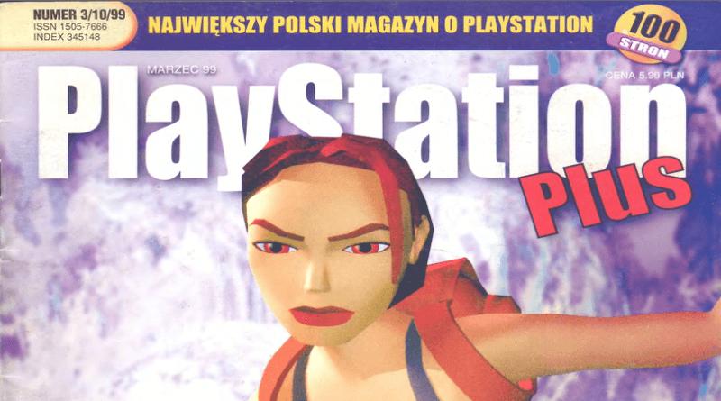 "historia magazynu playstation plus - Historia czasopisma ""PlayStation Plus"""