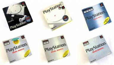 opakowania poszczegolnych modeli playstation baner 384x220 - Opakowania podstawowych modeli PlayStation