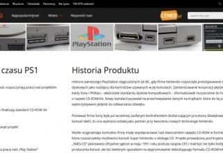 playstation arhn muzeum baner 320x220 - PlayStation w Wirtualnym Muzeum Gier Wideo