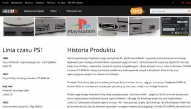 playstation arhn muzeum baner 384x220 - PlayStation w Wirtualnym Muzeum Gier Wideo