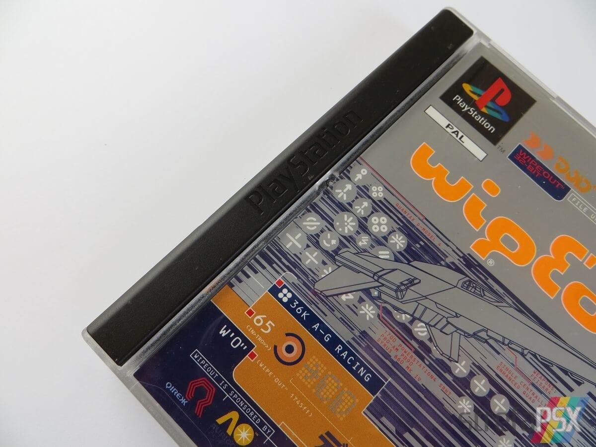 rozne pudelka gier psx pal 04 - Standardowe opakowania gier w regionie PAL