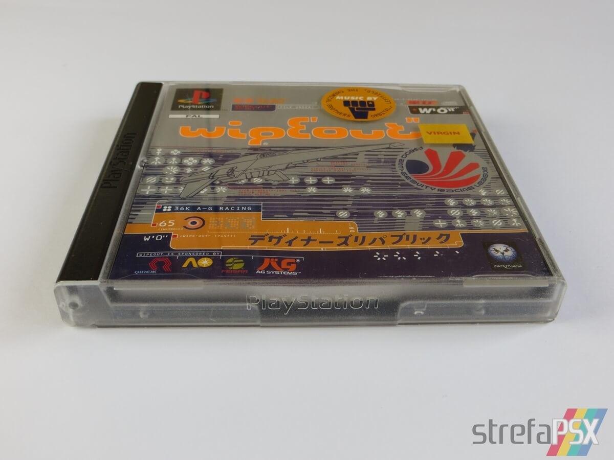rozne pudelka gier psx pal 05 - Standardowe opakowania gier w regionie PAL