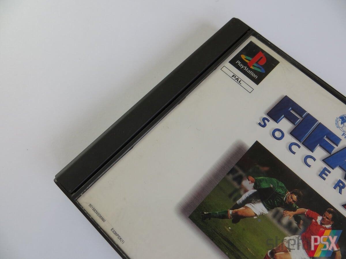 rozne pudelka gier psx pal 22 - Standardowe opakowania gier w regionie PAL