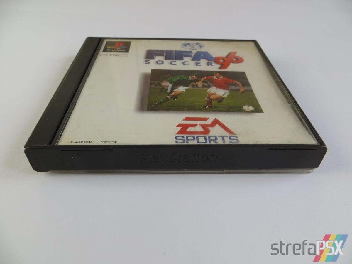 rozne pudelka gier psx pal 23 - Standardowe opakowania gier w regionie PAL