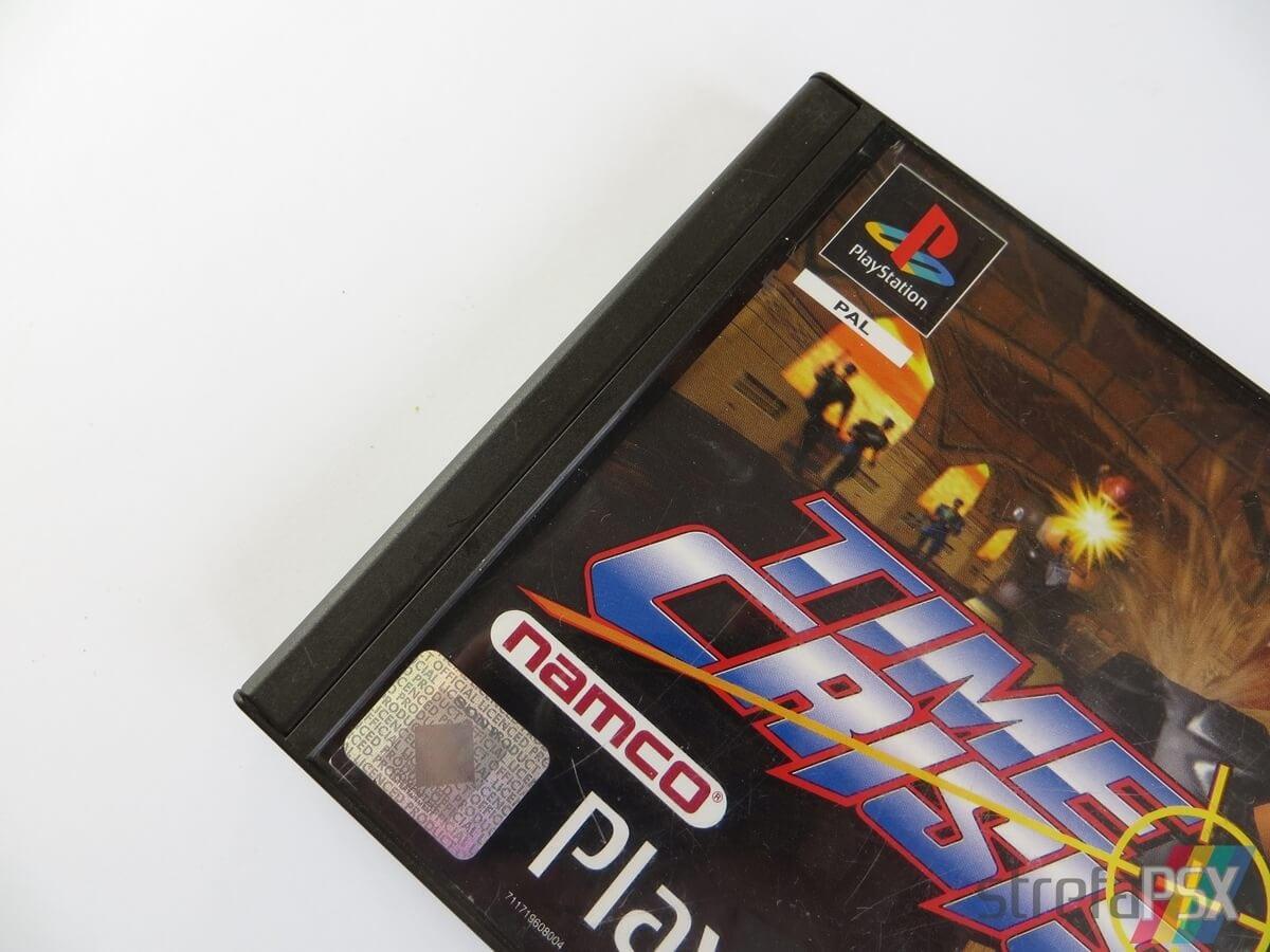 rozne pudelka gier psx pal 31 - Standardowe opakowania gier w regionie PAL