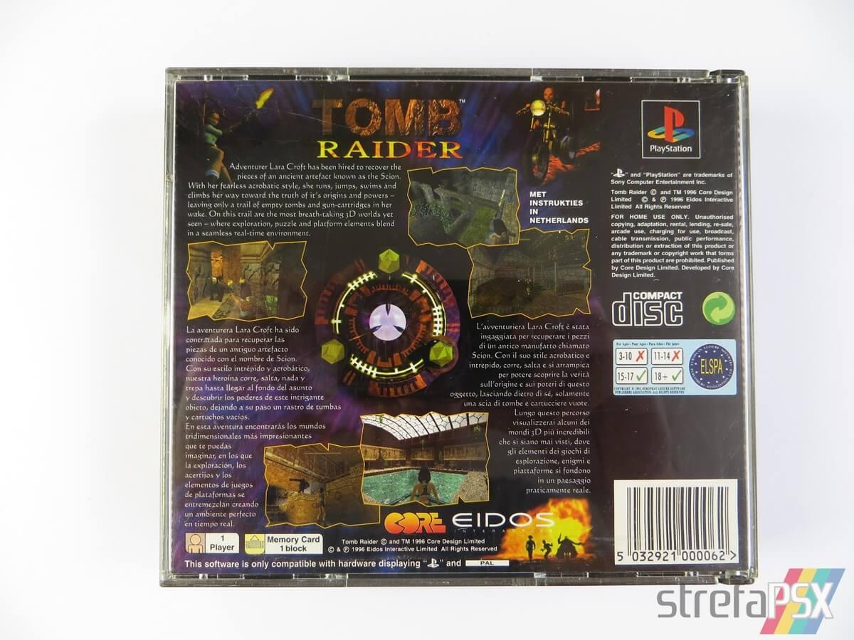 rozne pudelka gier psx pal 72 - Standardowe opakowania gier w regionie PAL