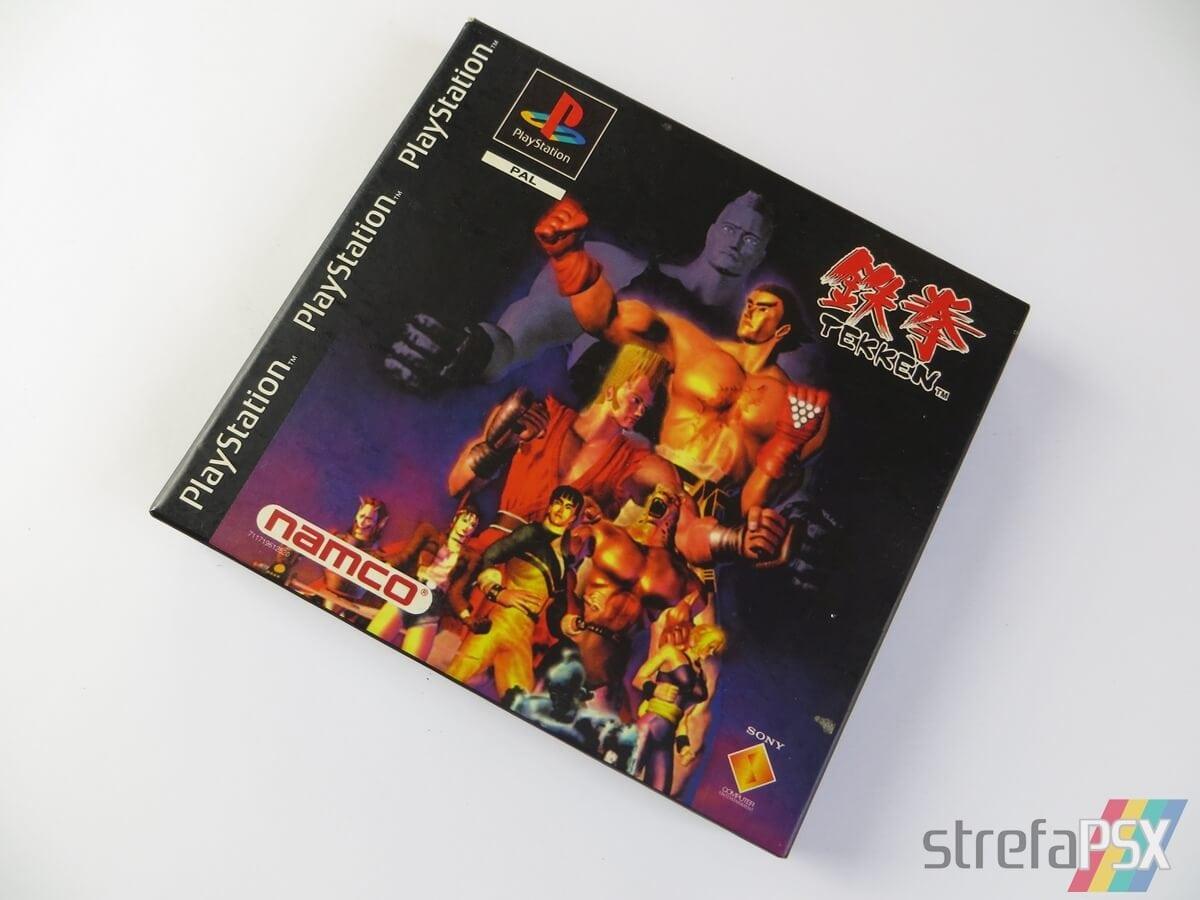 rozne pudelka gier psx pal 75 - Standardowe opakowania gier w regionie PAL