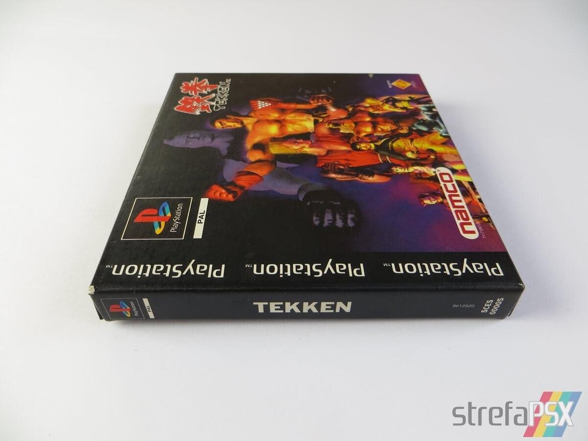 rozne pudelka gier psx pal 78 - Standardowe opakowania gier w regionie PAL