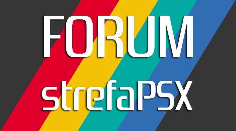 forum strefapsx news baner - Pora na kolejny krok - Forum!