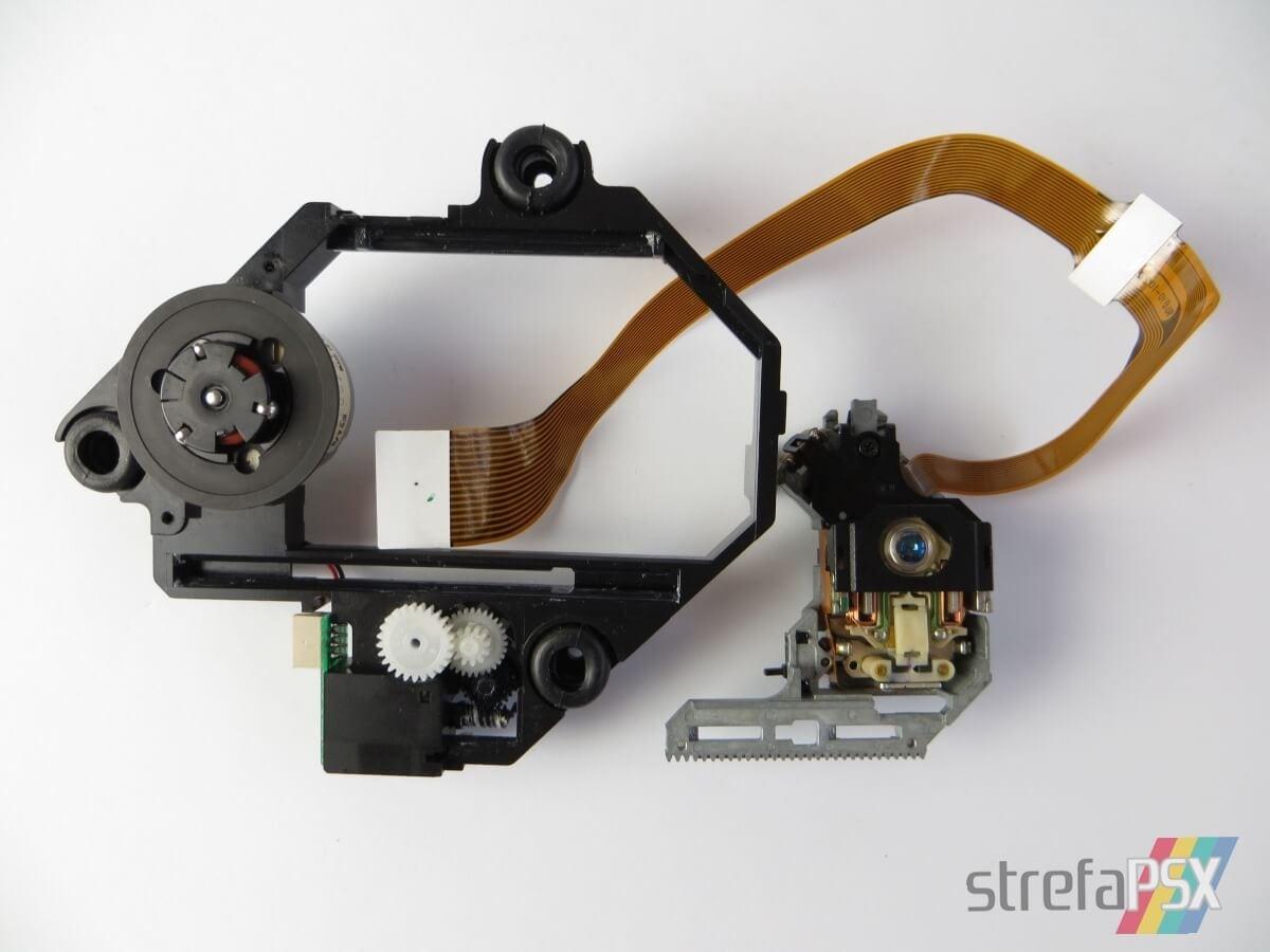 jak wymienic mechanizm lasera 12 - Jak wymienić mechanizm lasera?