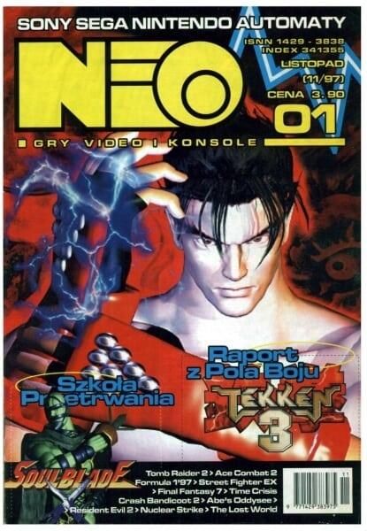 neo 1 - Historia początków PlayStation w Polsce