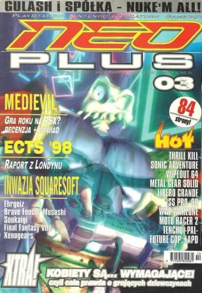 neo 2 - Historia początków PlayStation w Polsce
