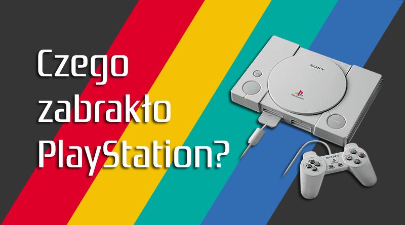 czego zabraklo playstation baner new - 10 elementów których zabrakło PlayStation