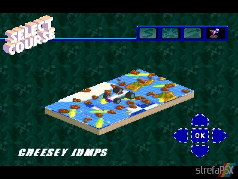 micro machines v3 multiplayer 07 - Multiplayerowy szał w Micro Machines V3